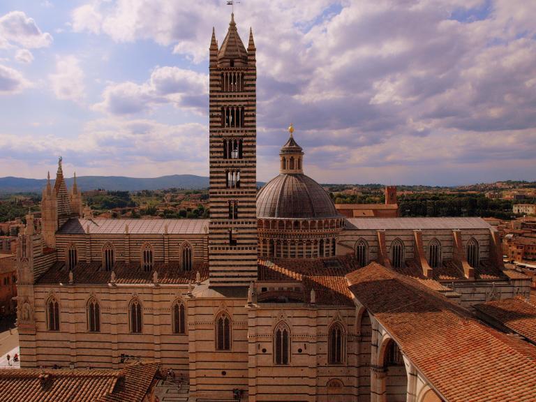 Cathédrale de Sienne 1