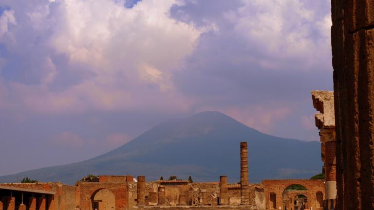 Pompeii Vesuve 2