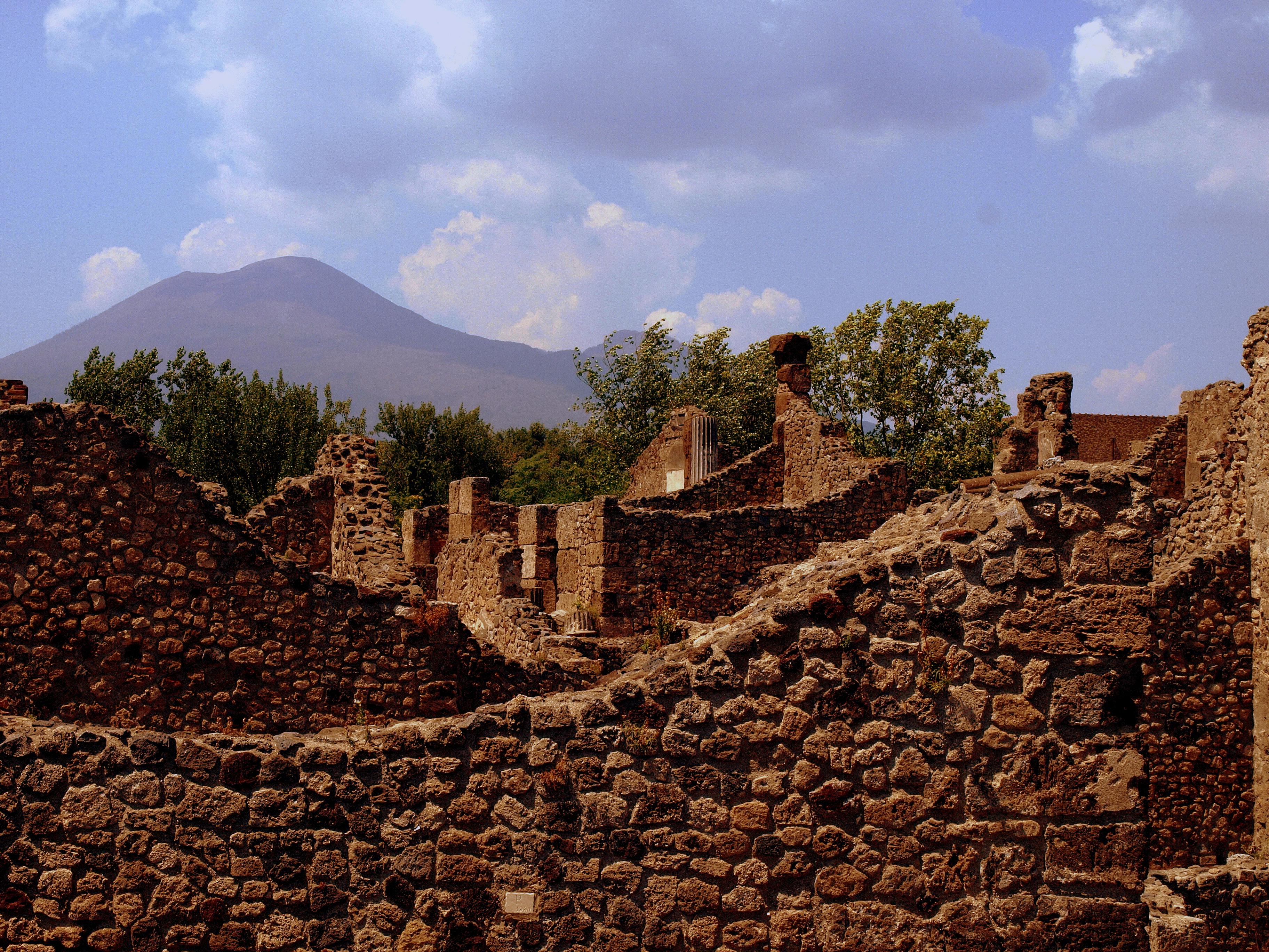 Pompeii Vesuve 1