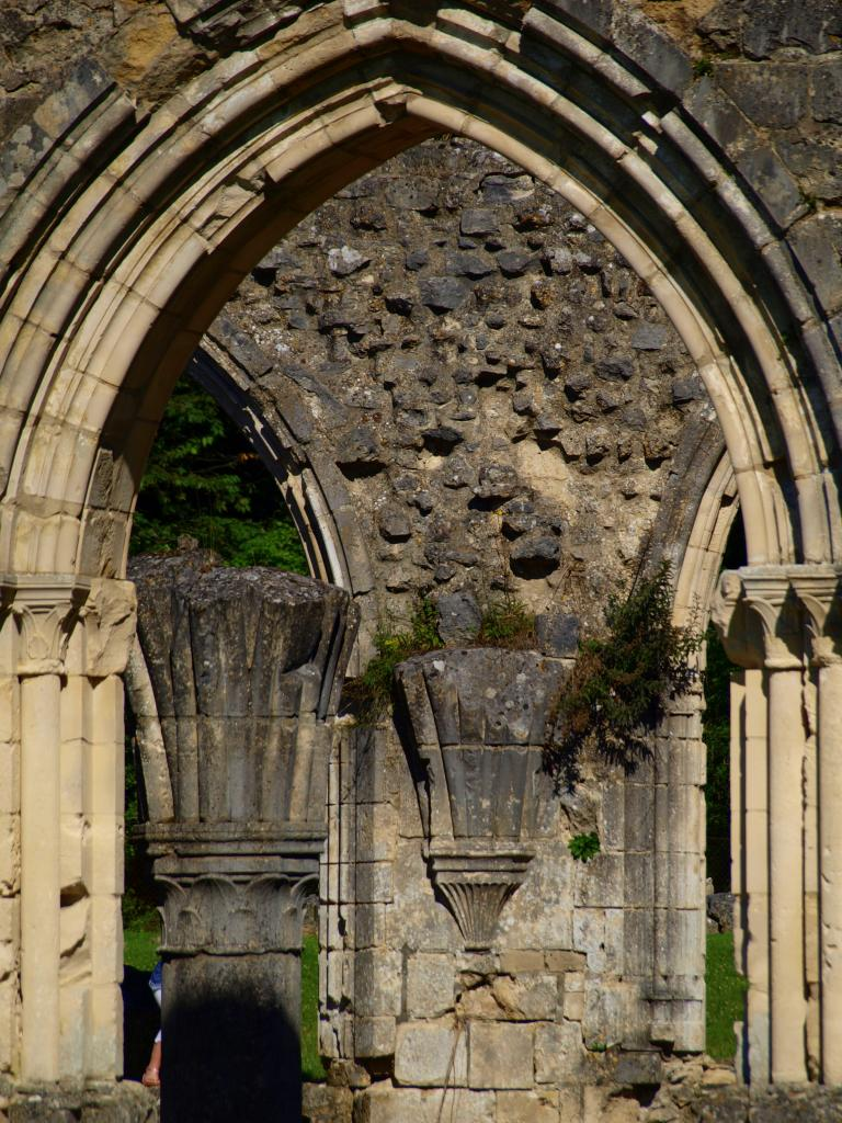 Vauclair Abbey